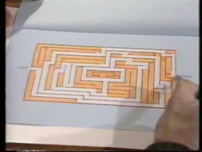 Screenshot of Solving mazes - Curiosity Show