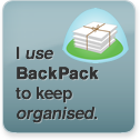I use BackPack to keep organised.